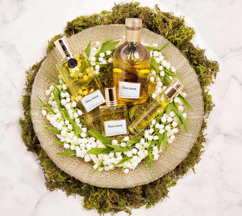 Homepage Parfums De Nicolaï