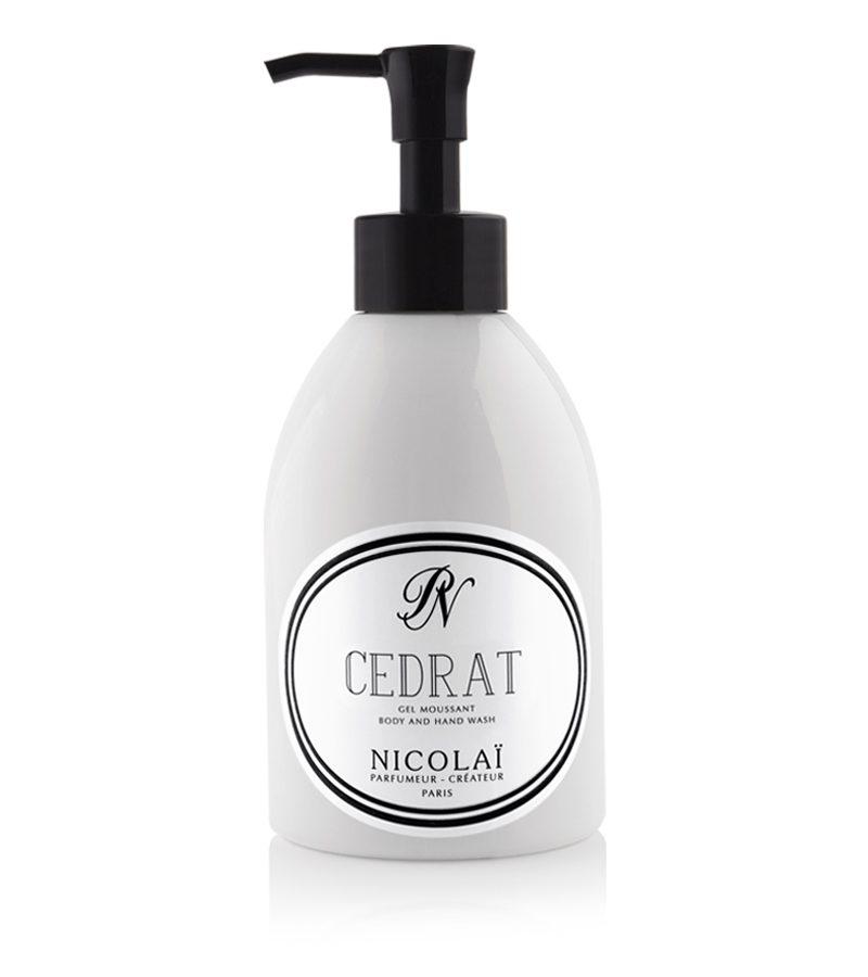 300ml liquid soap Cédrat